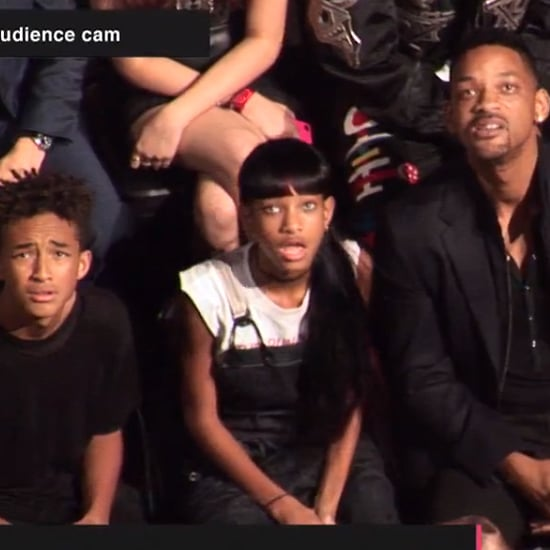 Will Smith and Family React to Miley Cyrus at VMAs