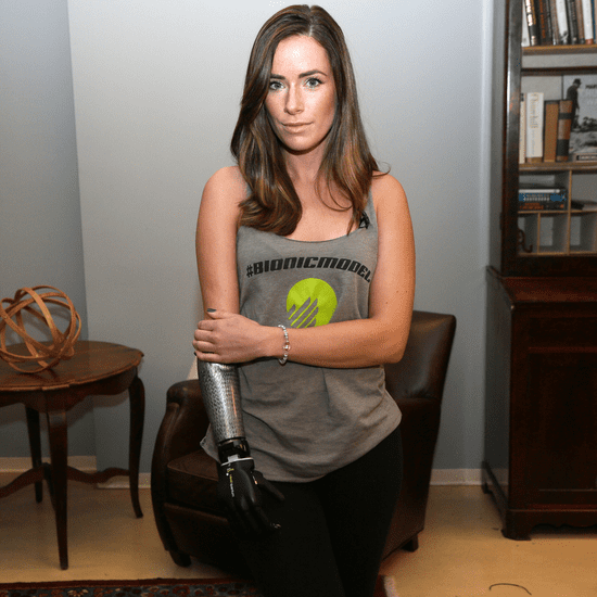 Model With Bionic Arm | Video