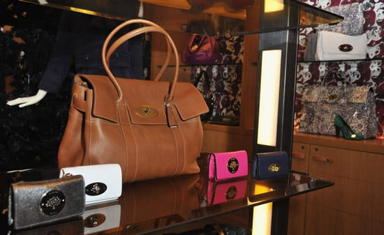Photos of Mulberry Apple Party in London
