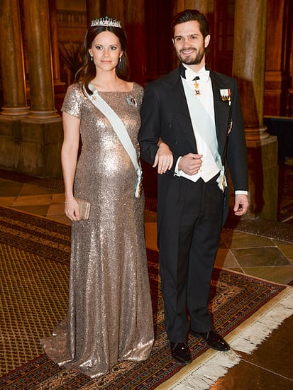 The New Royal Baby Is Here! Princess Sofia and Prince Carl Philip Welcome First Child
