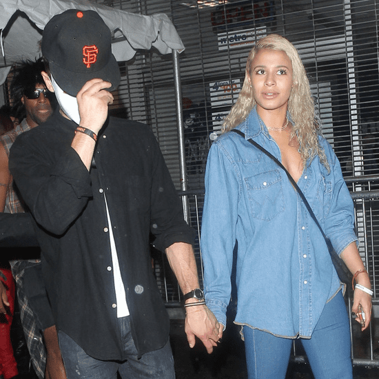 Zac Efron and Sami Miro Hold Hands on Halloween | Pictures