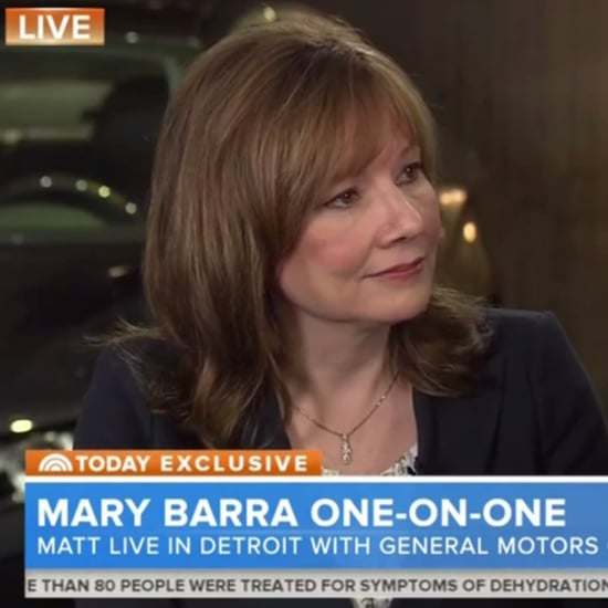 Matt Lauer Interviews General Motors CEO Mary Barra