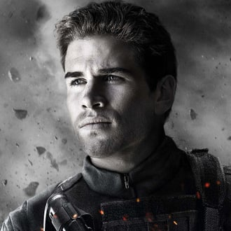 Liam Hemsworth Expendables 2 Posters