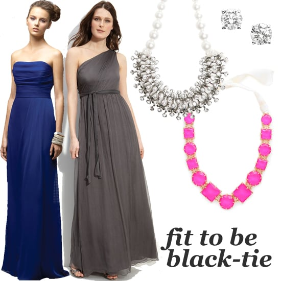 What to Wear to a Black Tie Event: Weddings, Galas, and More