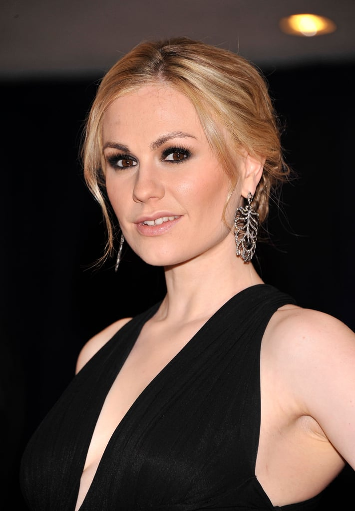 Anna Paquin was glowing at the White House Correspondant's Dinner.