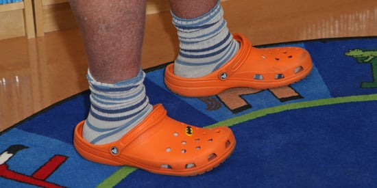 Here's What Podiatrists Think About Your Crocs