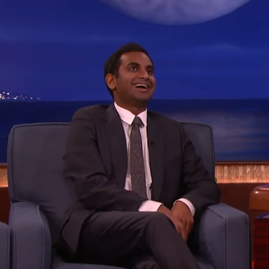 Aziz Ansari Talking About Pork