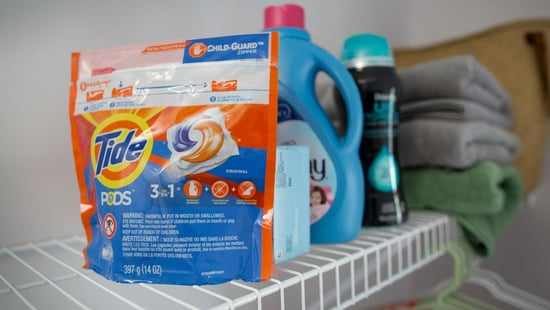When It Comes To Babyproofing, Don't Forget The Laundry Room!