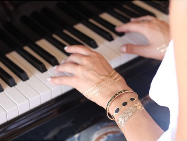 Pretty Piano Accessories