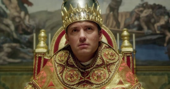 Watch Jude Law in HBO's Young Pope Trailer