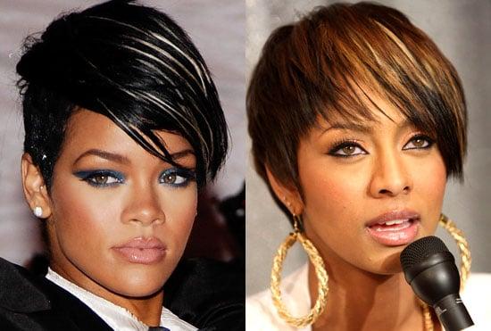 Rihanna Hair, Keri Hilson Hair