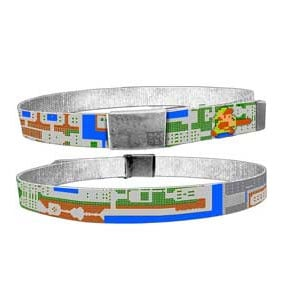 Totally Geeky or Geek Chic? Legend of Zelda Map Belt