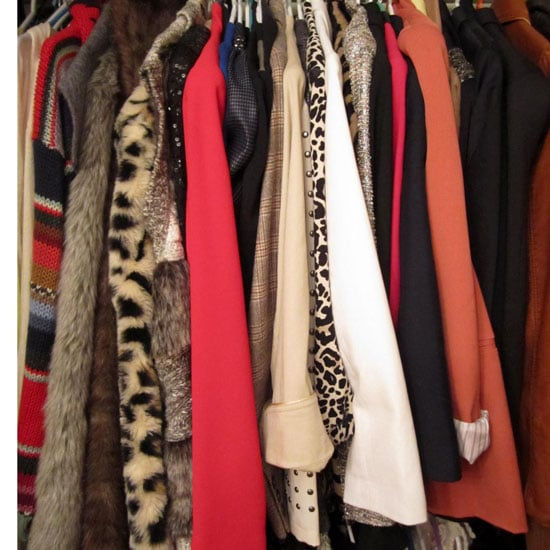 Step 5: Corral Your Coats