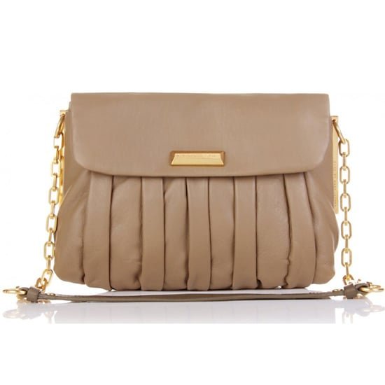 The perfect Summer-night bag.  Marc by Marc Jacobs Pleat Detail Bag, $409