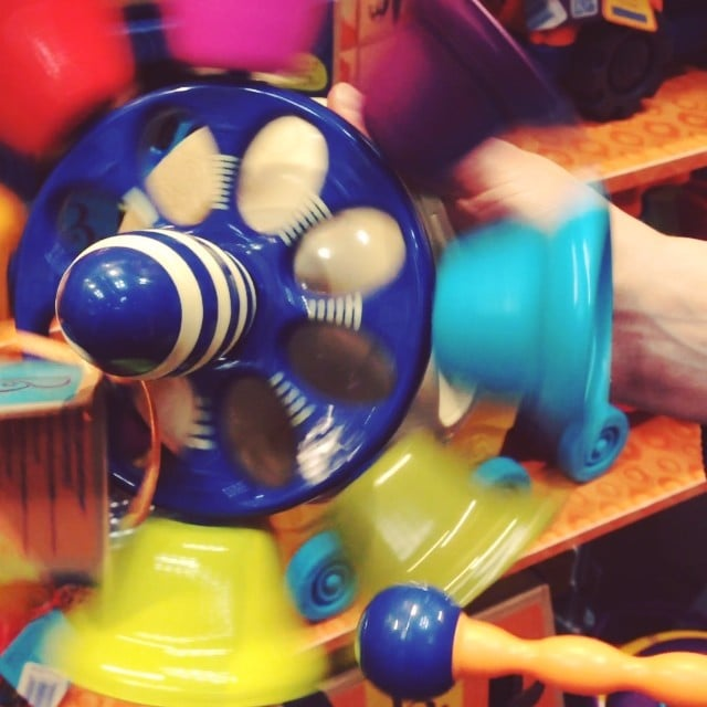 B. Toys' Carousel Bells