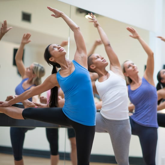 Barre Workouts to Tone Whole Body
