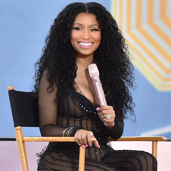 Nicki Minaj on Good Morning America July 2015