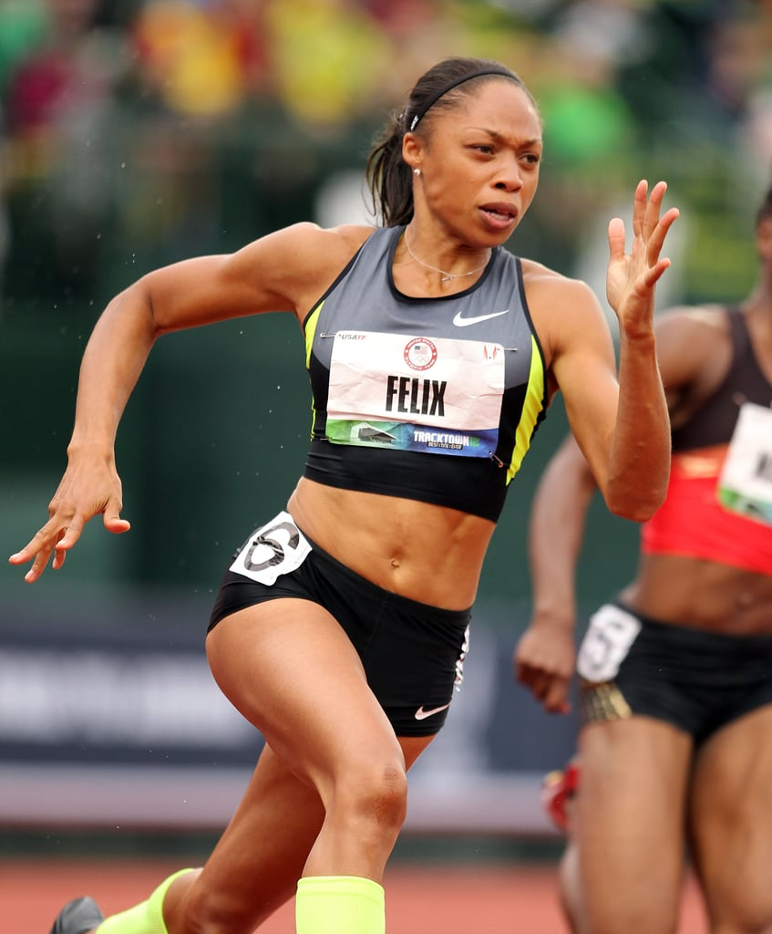 US Women's Olympic Track and Field Team | POPSUGAR Fitness