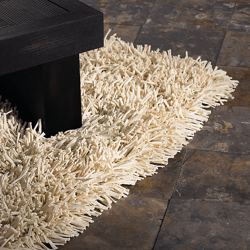 Guess What This Rug Is Made From?