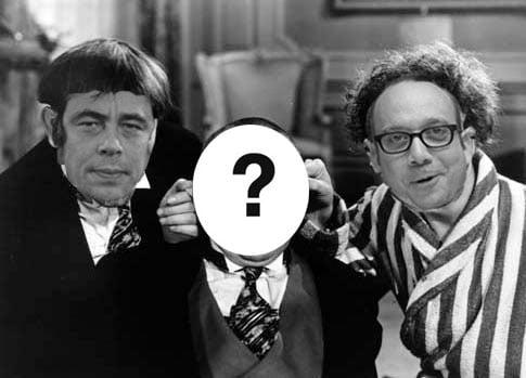 Paul Giamatti and Benicio Del Toro Make Two of Three Stooges