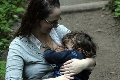 Why Breastfeeding on Demand Is No One's Business