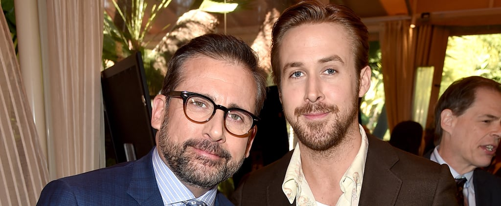 Ryan Gosling and Steve Carell Gear Up For the Gloden Globes at the AFI Awards