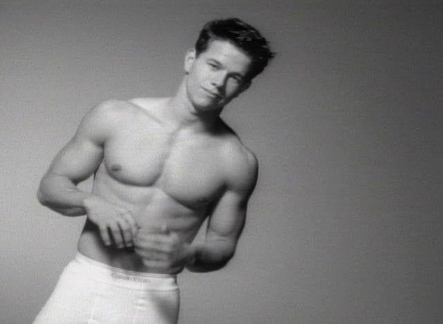 It seems only fitting that we end on a high note, so here's Marky Mark's superhot Calvin Klein commercial from 1992.