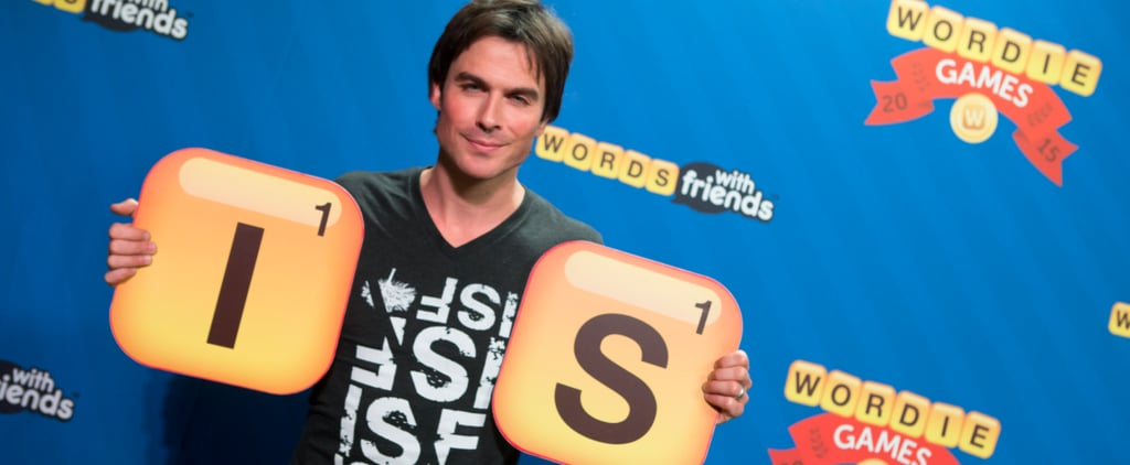 """Ian Somerhalder on His Game Nights With Nikki Reed: """"I Can Be Crazy Competitive"""""""