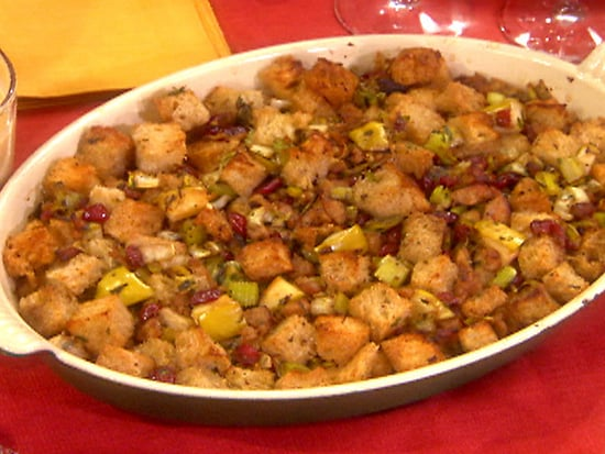 Sausage, Apple, and Cranberry Stuffing Recipe