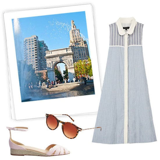 Don't know what to pack for your next getaway? Here are fun travel looks that will keep you looking chic on your  vacay.
