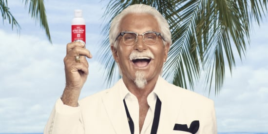 KFC's Fried Chicken-Scented Sunscreen Will Keep Your Skin From Getting Crispy