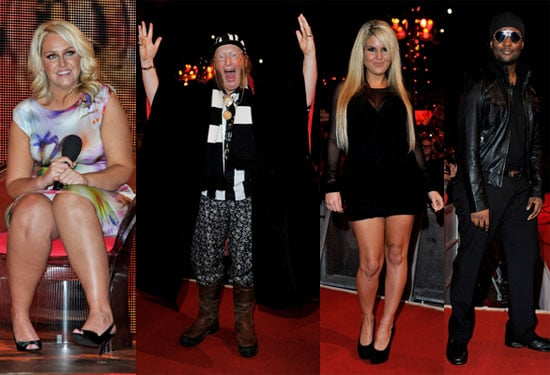 Pictures of John McCririck Who Has Been Evicted From Ultimate Big Brother, Michelle Bass and Victor Ebuwa Enter the Bedsit