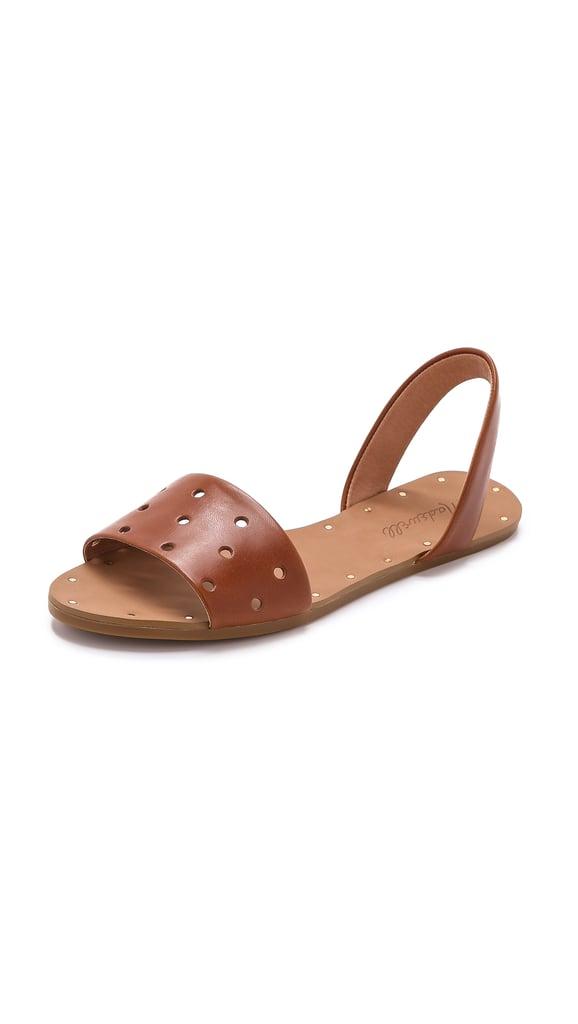 Madewell Slingback Sandals