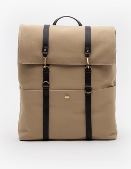 M/S Backpack In Khaki