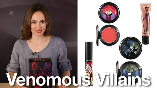 MAC Cosmetics Venomous Villains Disney Makeup Product Review 2010-08-15 00:01:00