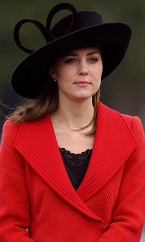 Kate Middleton Asks Philip Treacy About Wedding Ensemble