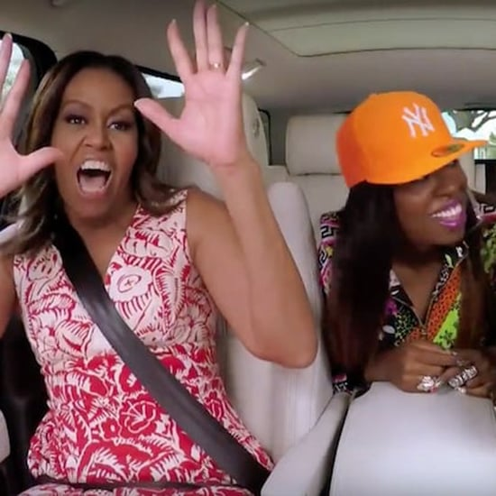 Michelle Obama Carpool Karaoke Video