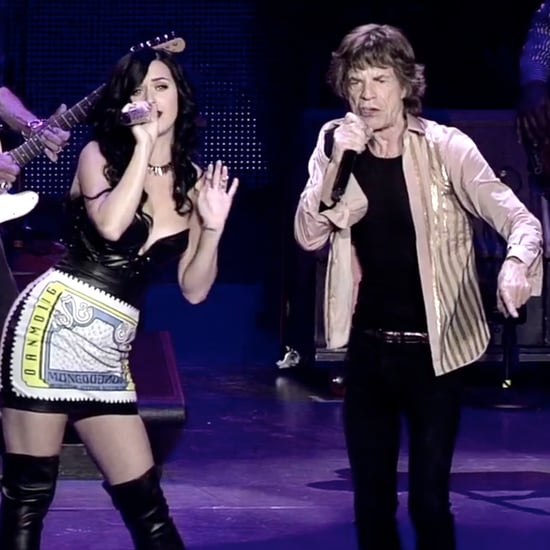 Katy Perry Sings With The Rolling Stones | Video