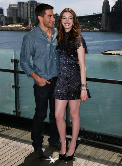 Jake Gyllenhaal and Anne Hathaway in Sydney 2010-12-06 06:00:00