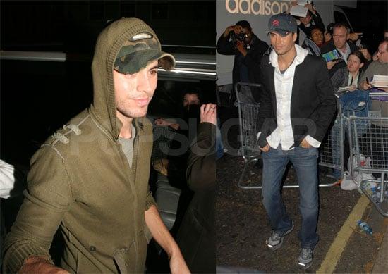 Enrique is Still Anna's Hero