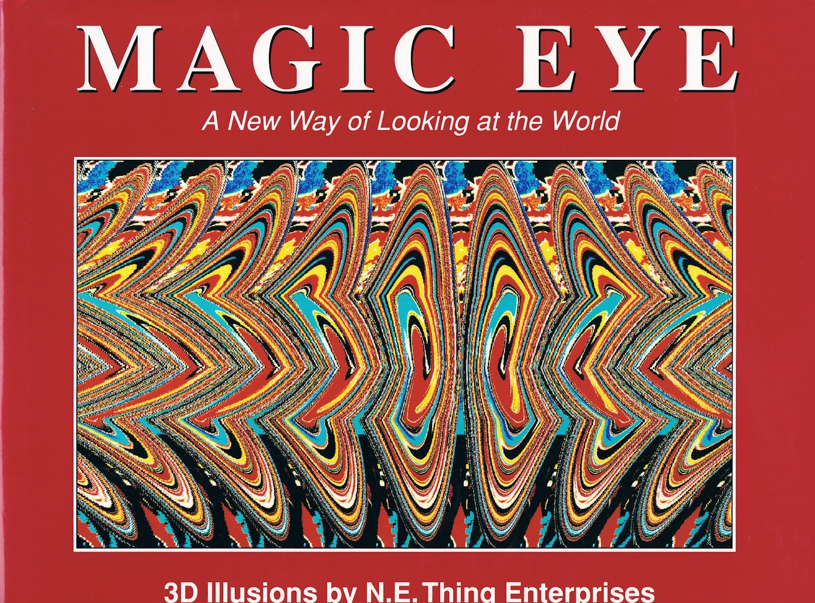 Magic Eye Books