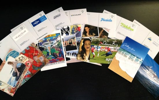 Free Card Picture Prints From iPhone App Sincerely