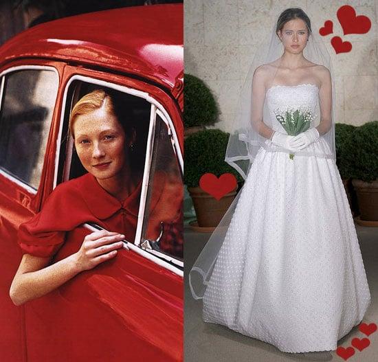 FabSugar Interviews Model Maggie Rizer About Her Wedding Dress