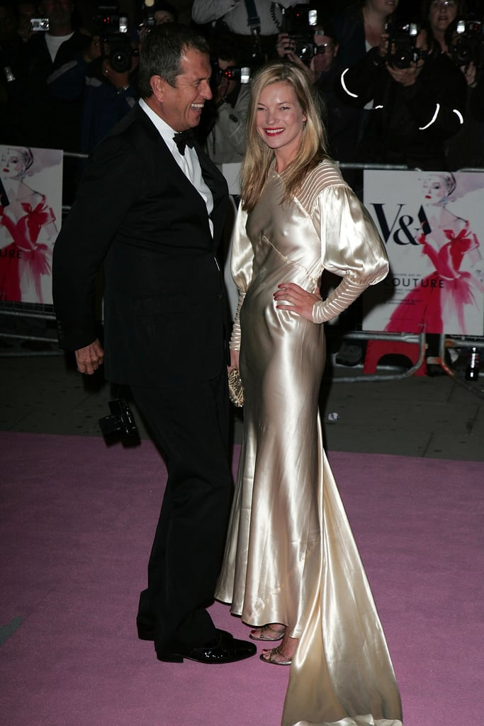 2007: Victoria and Albert Museum's Golden Age of Couture gala
