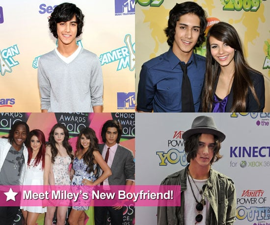 Facts About Miley Cyrus' New Kissing Buddy and Potential Boyfriend Avan Jogia