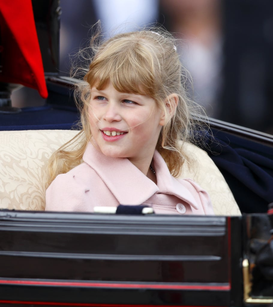 Second Cousin: Lady Louise Windsor