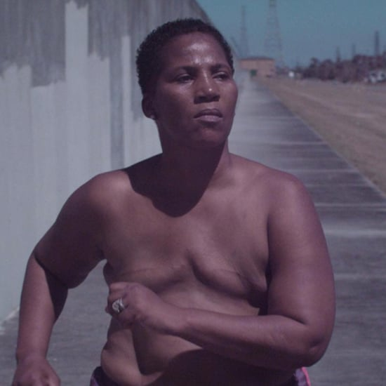 Breast Cancer Survivor Walks 1,000 Miles Topless (Video)
