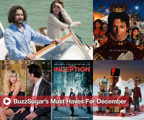 Best December Movies, TV, DVDs and Music Including The Tourist, Eclipse, Michael Jackson, and More