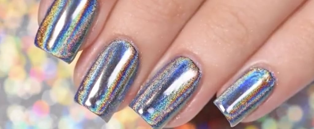 Holographic Nail Powder Is Making the Beauty Community Lose Its Sh*t