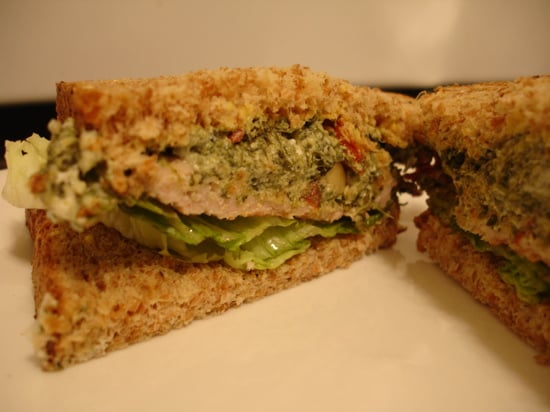 'Wich of the Week: Italian Pork With Goat Cheese